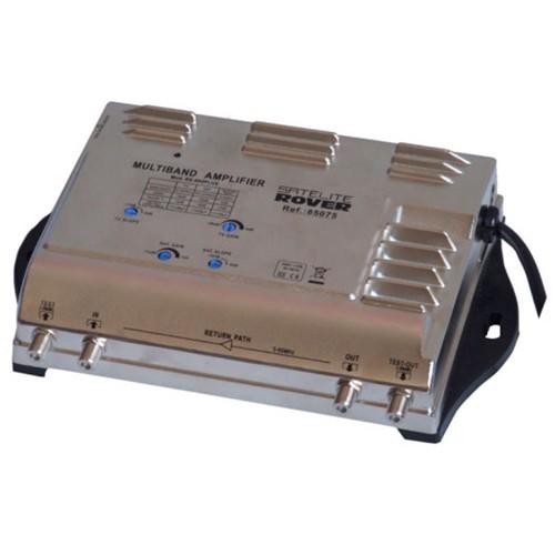 Amplificador línea/bombeo (ICT), 1 Entrada/1 Salida, 35dB/40db, 117/116 dBuV