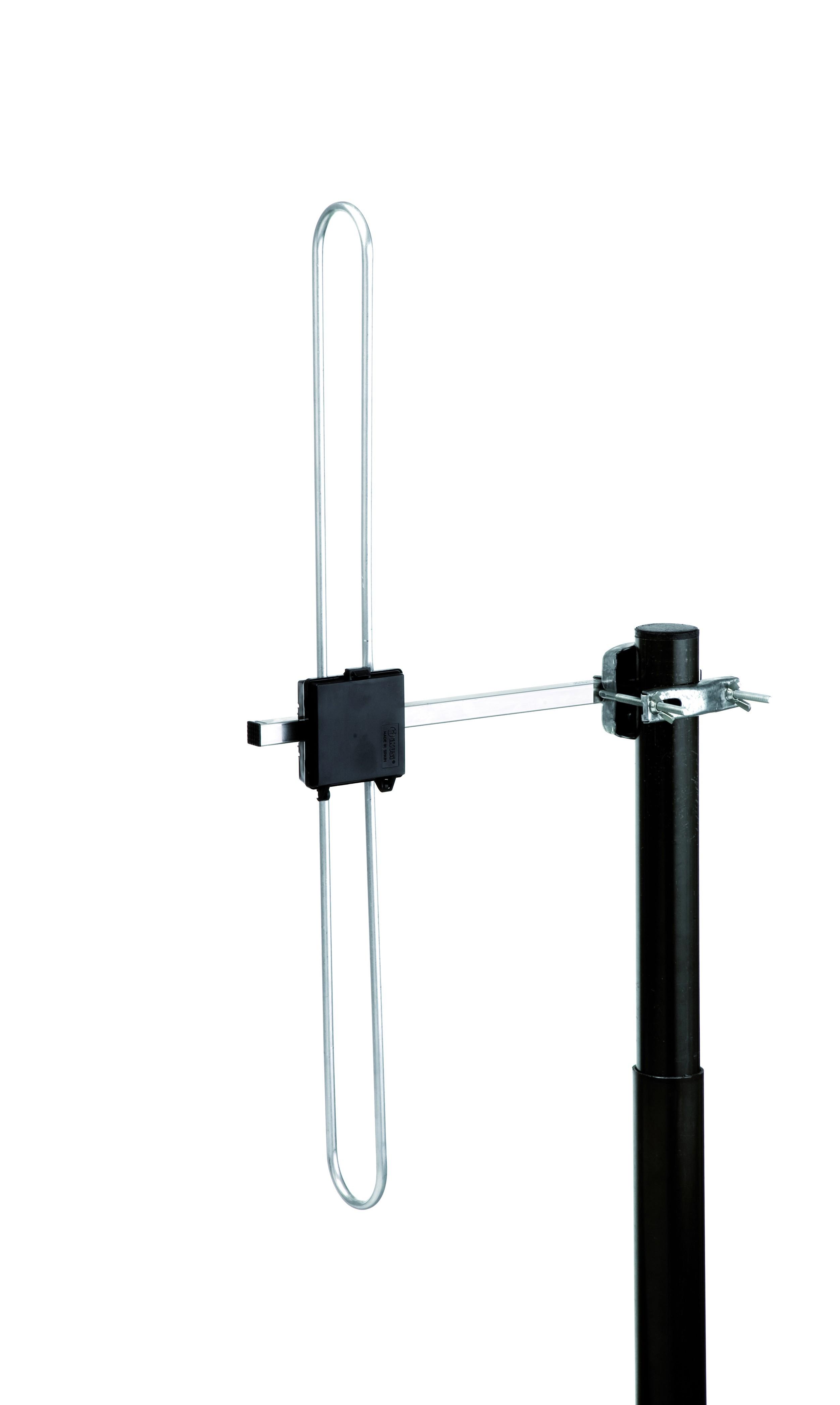 Antena radio digita.174-240 MHz. G2 dB