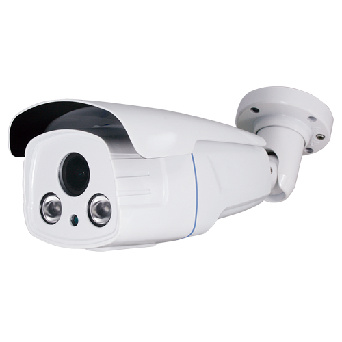 Cámara bullet 4 en 1, 1080p CMOS, 2.7-13.5mm motorizada, IR 60mts. IP66, blanca.
