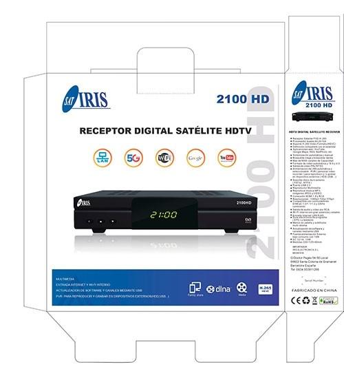 Iris 2100 HD