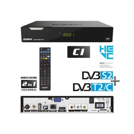 Edision HD Piccollo COMBO