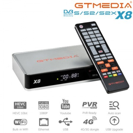 GTMEDIA X8
