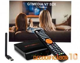 GTMEDIA V7 S2X