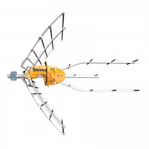Antena Terrestre ELLIPSE UHF C21-48, G 38dB BOSS ON. Embalaje Individual 1U. 148921