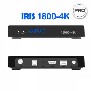 Nuevo IRIS 1800-4K PRO